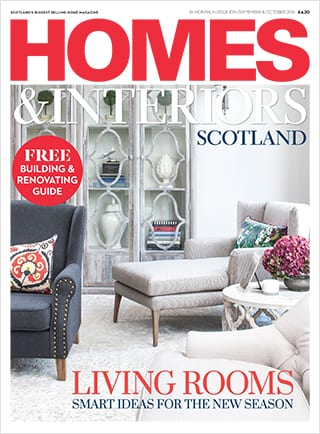 Homes & Interiors Scotland issue 108