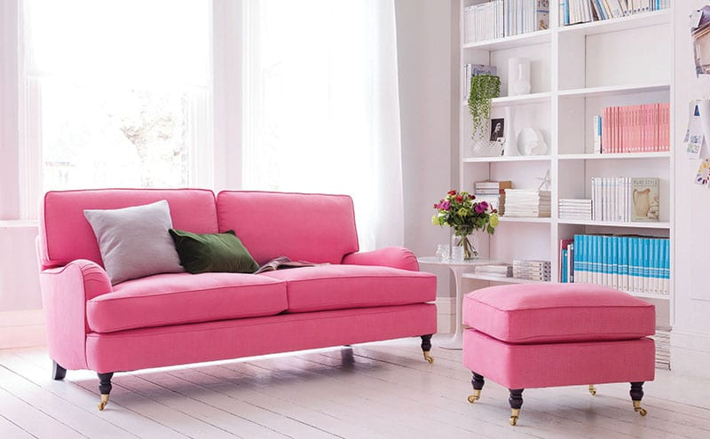 Pretty in Pink | Homes & Interiors Scotland