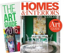 Subscribe to Homes & Interiors Scotland magazine