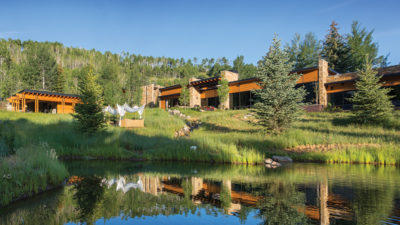 The Pony Up Ranch brings masterful touches with the great outdoors