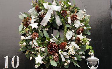 Wreaths – Beautiful festive foliage