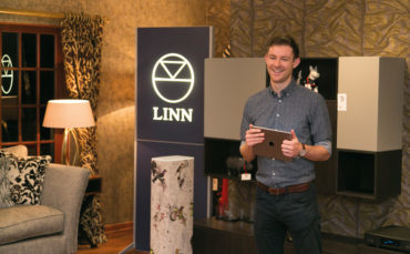 Linn Lounge musical event at John Dick & Son