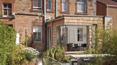 Transforming one Victorian flat in Edinburgh took a lot of vision and ingenuity