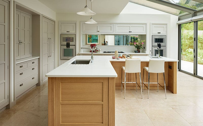 Case study l for luxury homes interiors scotland for Luxury kitchens scotland