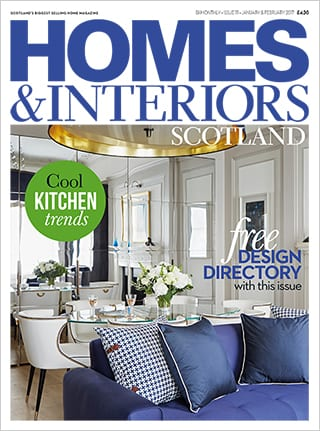Homes & Interiors Scotland issue 111