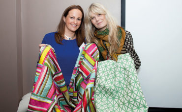 Celebrating the new Manuel Canovas and Larsen collections