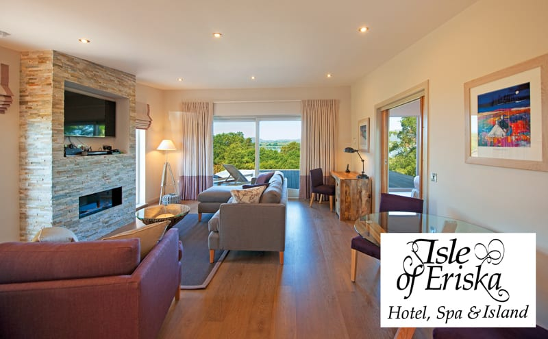 Eriska, Hotel, Spa & Island