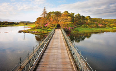 *WIN* a luxury stay at a hilltop reserve on the Isle of Eriska