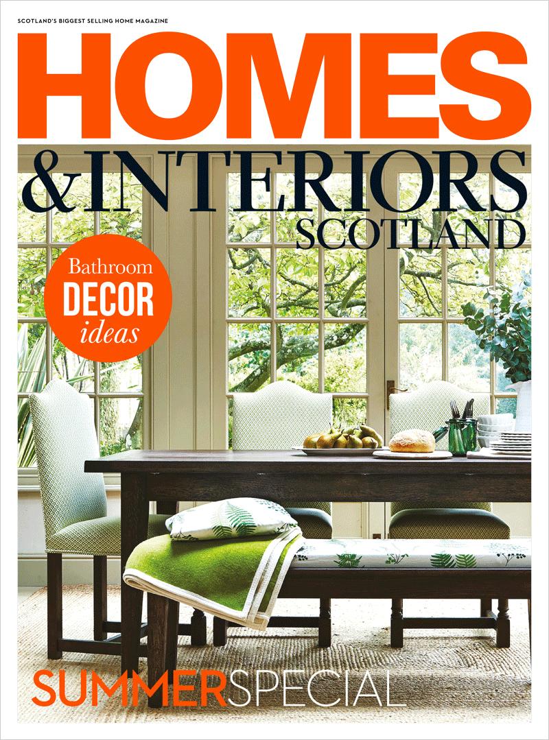 Homes Interiors Scotland Scotlands Biggest Selling Home Magazine Scottish Homes And Interiors