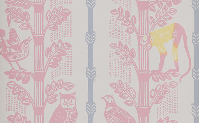 St-Judes-Sheila_Robinson_Monkeys_and_Birds_Rose_Grey_Parma_66GBP_per_roll_from_St_Judes_-1.jpg