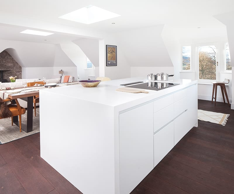 Bulthaup the luxury kitchen by hobsons choice bulthaup for Luxury kitchens scotland