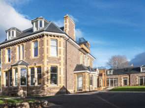 A clever adaptation has reinvented a Victorian villa in Perthshire