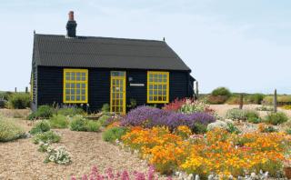 Derek Jarman's at Dungeness in The Gardener's Garden