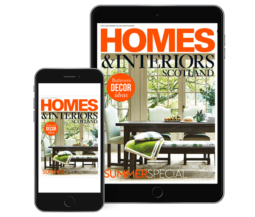 Download the Homes and Interiors Scotland App