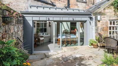 How a small extension makes a big difference to life and a living space