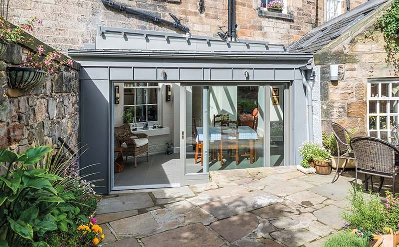 How A Small Extension Makes A Big Difference To Life And A Living Space Part 93