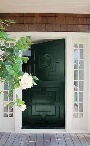 Door in Tavern Door, from £39.50 from 0.94L, Benjamin Moore