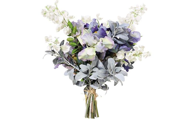 Chatterpie Iris Bunch, £134, OKA