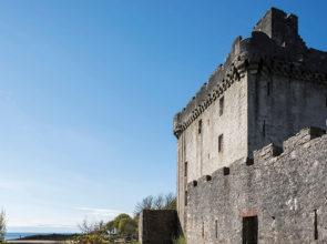 Behind closed doors: Saddell Castle