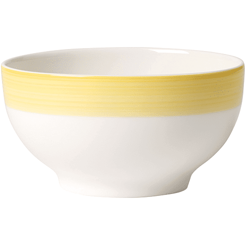 BOWLED OVER It'll be a chic serving with Villeroy & Boch's Lemon