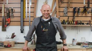 Meet the Maker: Ewan Ogilvie, Cabinetmaker