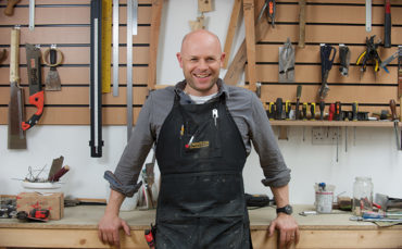 Meet the Maker: Ewan Ogilvie, Cabinetmaker