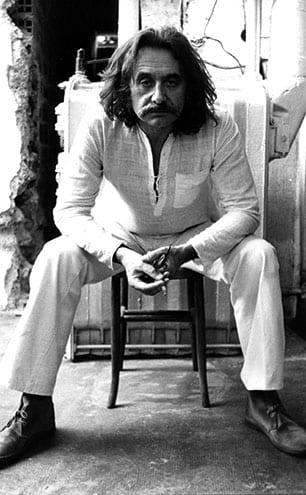 Ettore Sottsass, 1973.