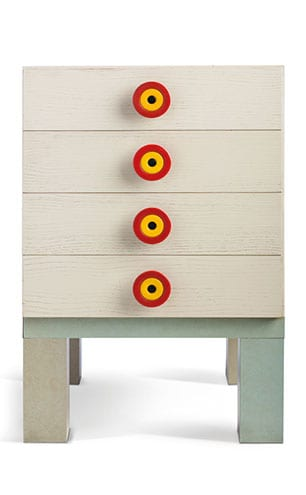 Kubirolo, chest of drawers, 1966