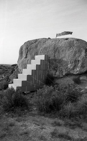 Photograph by Ettore Sottsass, 1974
