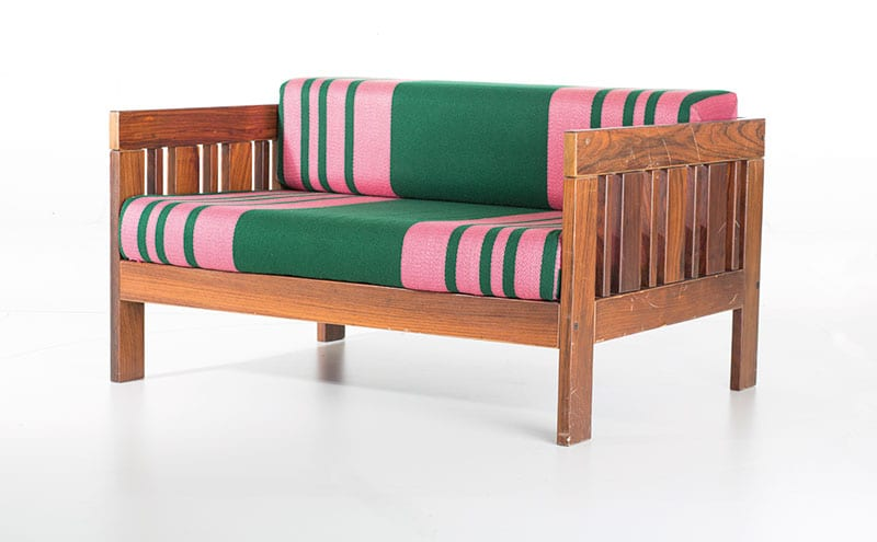 Califfo sofa for Poltronova, 1964.
