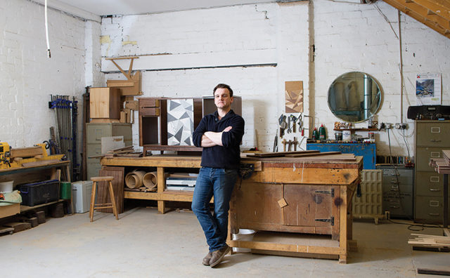 Meet the Maker: Chris Turner, Cabinetmaker