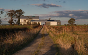 How the landscape informed a precious project in North Ayrshire