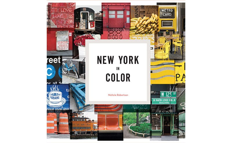 New York in Color Cover