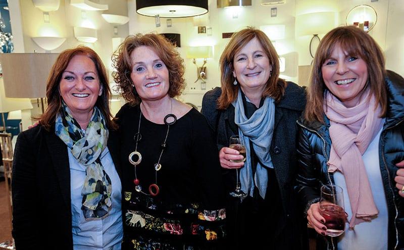 Friends and affiliates Sheona McGlaughlin and Bridget Turner of Housedress