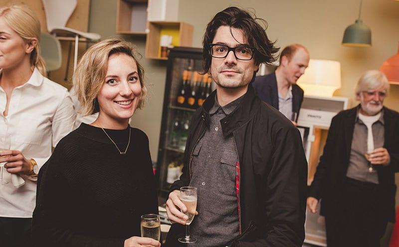 Melanie Savage and Jimmy Mower