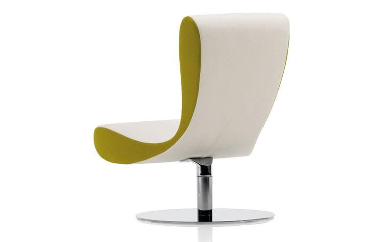 Skybar Chair, £1,390, Wharfside 4 Holmes Floor Lamp, £1,095, Eichholtz