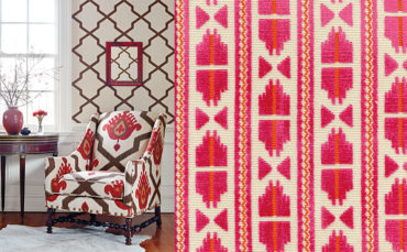 Sampler: Iconic ikat