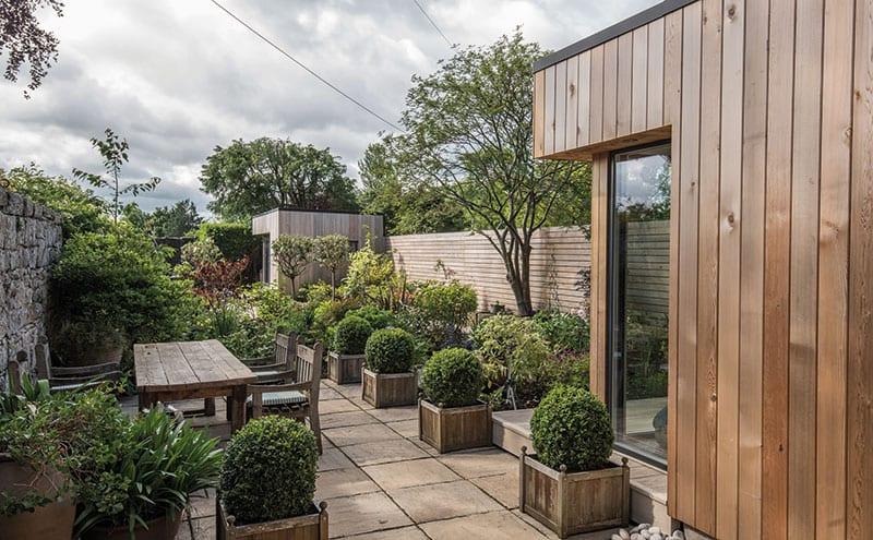 Lowlander garden room, from £23,995, JML Garden Rooms