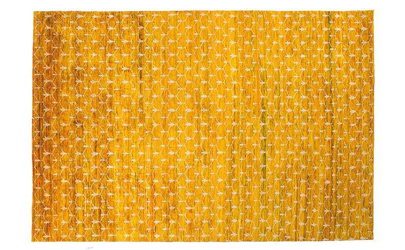 Luke Irwin's Saffron Sari Silk Klimt