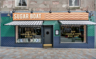 Style & Sustenance: Sugar Boat, Helensburgh