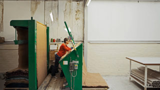 Behind closed doors: Bute Fabrics
