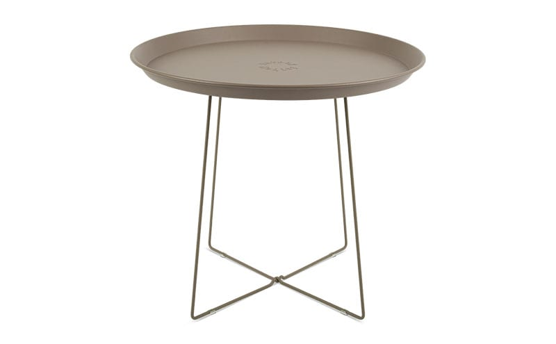 Plat-o side table