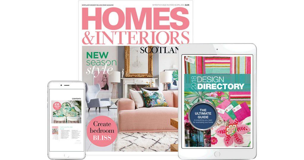 advertise homes interiors scotland