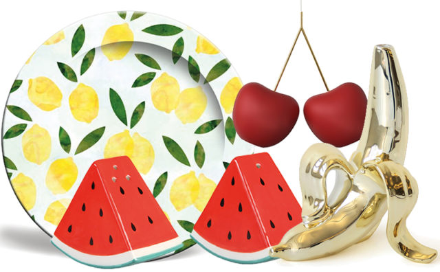 Trendwatch: Feeling fruity
