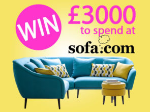 *WIN*£3,000 to spend on furniture and accessories