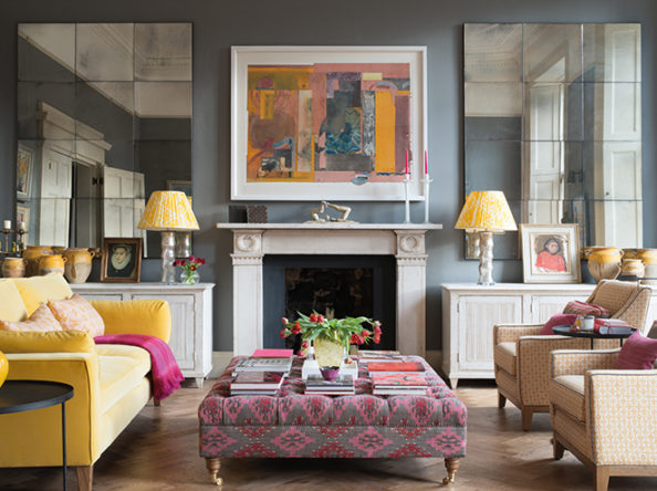 Re Working The Layout At This Edinburgh Pied à Terre Gave The Traditional