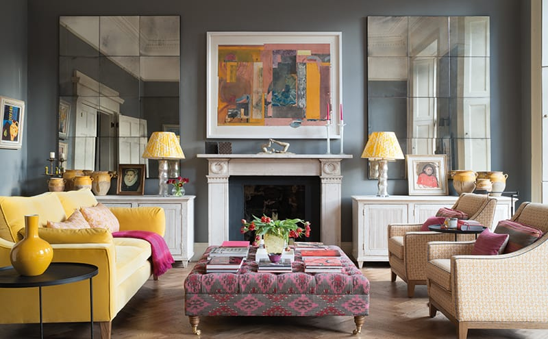 Re Working The Layout At This Edinburgh Pied A Terre Gave The