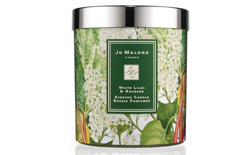 Feeling good with Jo Malone London's 2018 charity candle