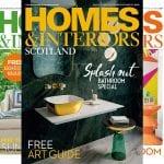 Three magazines