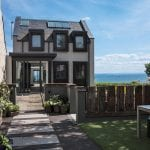 Designworks bespoke house on the beach front in Earlsferry, Elie.